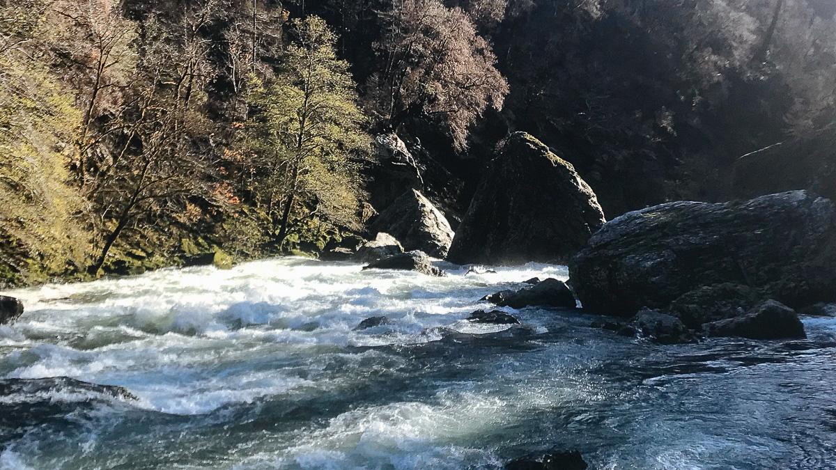 Conehead Rapid on the Chetco River